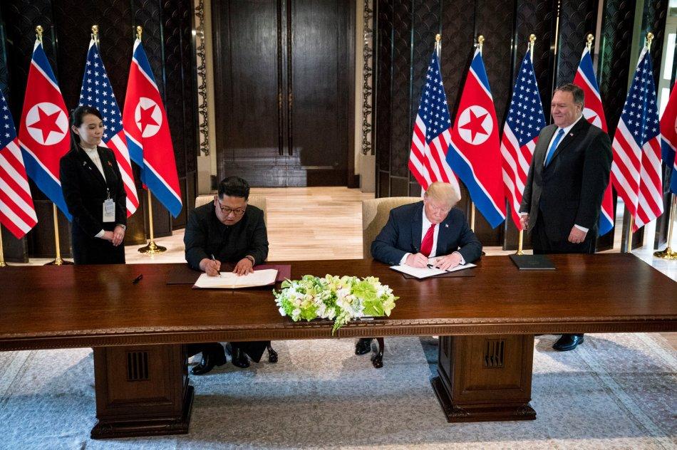 "Trump-Kim North Korea Summit Explained | ""Complete Denuclearization of Korean Peninsula"""