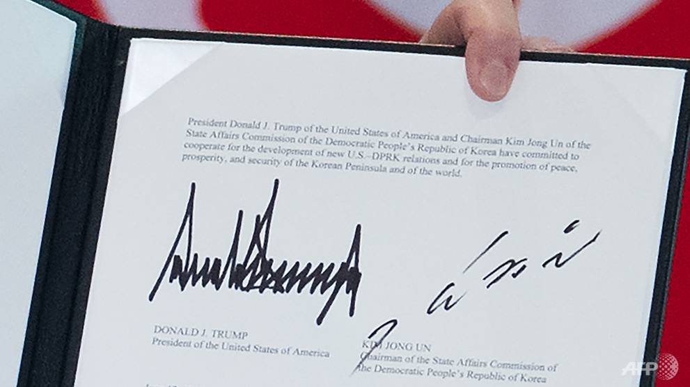 "Trump-Kim North Korea Summit Explained   ""Complete Denuclearization of Korean Peninsula"""