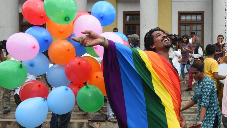 India Supreme Court legalizes gay sex